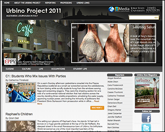 2011 Urbino Project