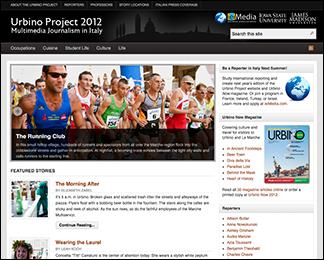 2012 Urbino Project