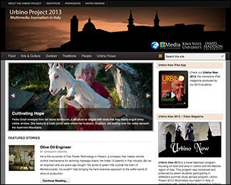 2013 Urbino Project