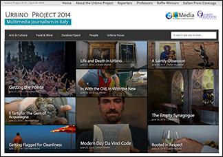 2014 Urbino Project
