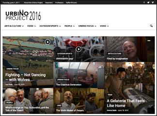 2016 Urbino Project